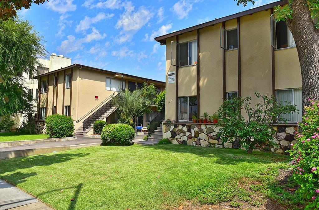 1233 & 1237 E. Wilson Ave. Glendale, CA 91205