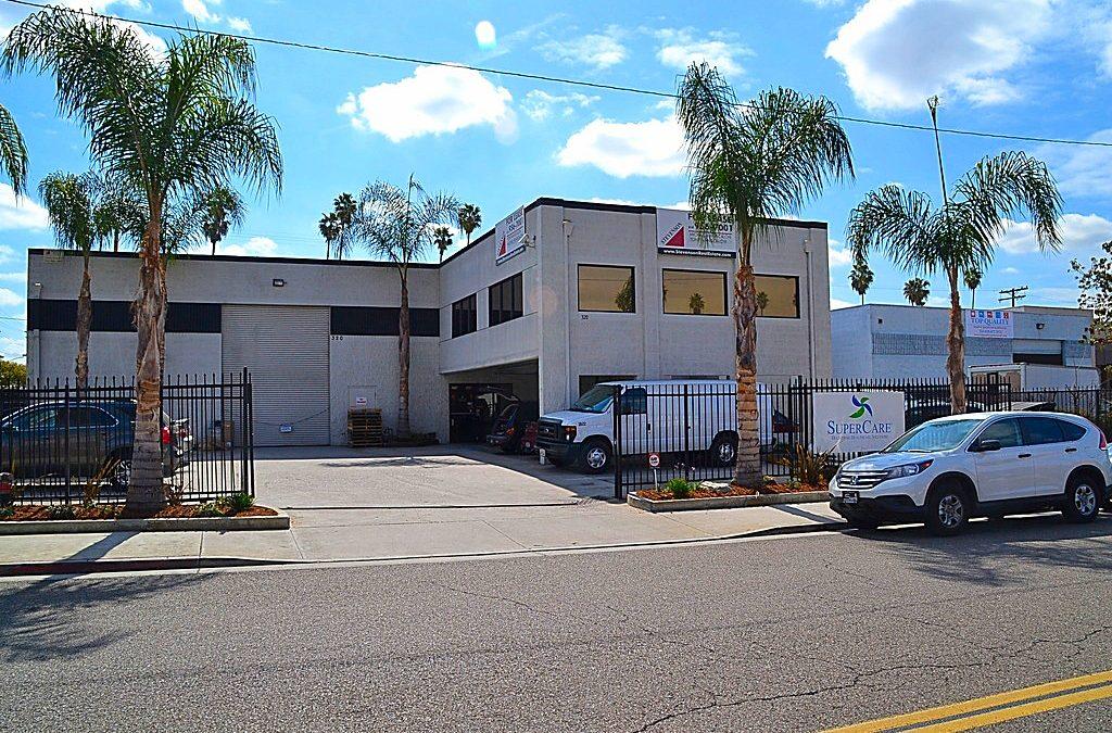320 W. Cerritos Ave. Glendale, CA 91204